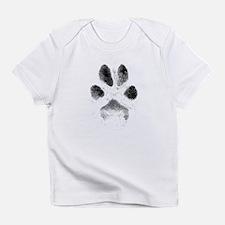 Zoe Pawprint Infant T-Shirt