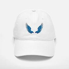 Angel wings x Baseball Baseball Cap