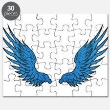Angel wings x Puzzle
