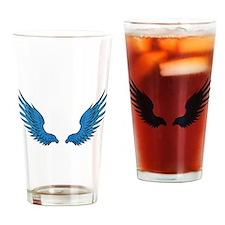 Angel wings x Drinking Glass