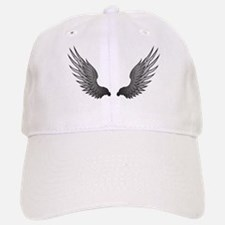 Angel wings x Baseball Baseball Cap