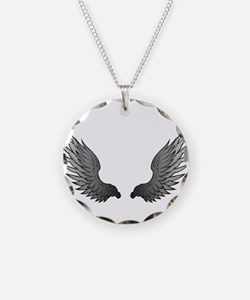 Angel wings x Necklace