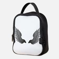 Angel wings x Neoprene Lunch Bag