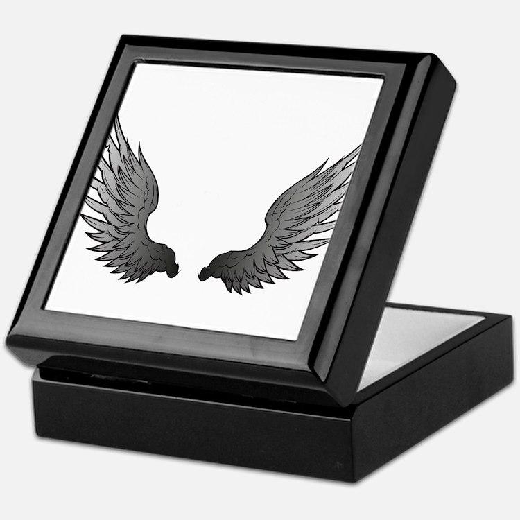 Angel wings x Keepsake Box