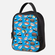 Cute I Neoprene Lunch Bag