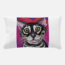 Bengal Cat Valentine Pillow Case