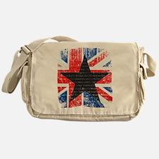 David Bowie Black Star Messenger Bag