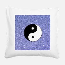 Cute Asia Square Canvas Pillow