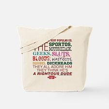 Very Popular Tote Bag