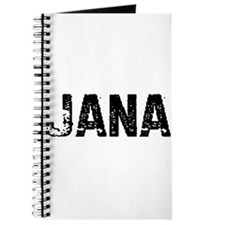 Jana Journal
