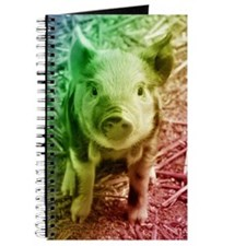Cute Little rascals funny agriculture Journal