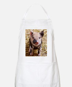 Cute Piggy Apron
