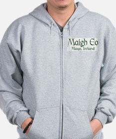 Cute Irish county Zip Hoodie