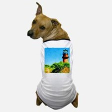 Gay Head Lighthouse Dog T-Shirt