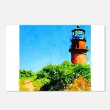 Gay Head Lighthouse Postcards (Package of 8)