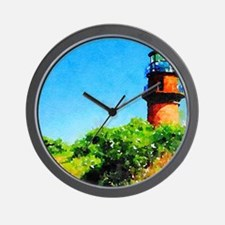 Gay Head Lighthouse Wall Clock