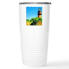 Gay Head Lighthouse Travel Mug
