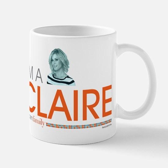 Modern Family I'm a Claire Mug