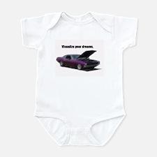 Cuda Dreams Infant Bodysuit
