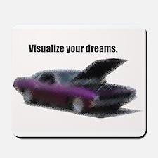 Cuda Dreams Mousepad