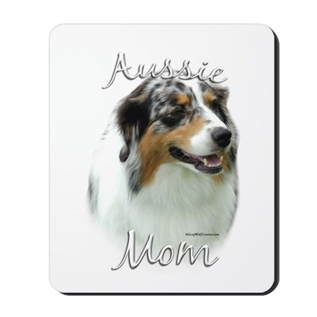 Aussie Mom2 Mousepad