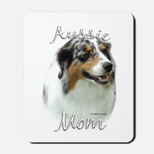 Aussie Mom2 Mousepad