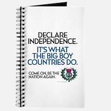 Declare Journal
