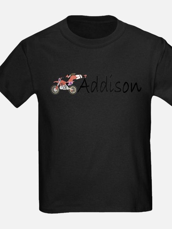 Cute Addison name T