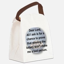 Lord Canvas Lunch Bag