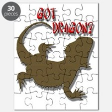 Cool Bearded dragon Puzzle