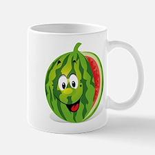 Cute Smiling Cartoon Watermelon Mugs