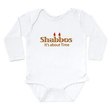 Cool Religion religious spiritual temple torah Long Sleeve Infant Bodysuit