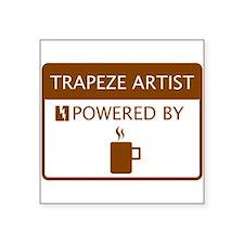 """Cute Trapeze Square Sticker 3"""" x 3"""""""