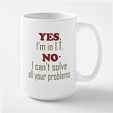IT Large Mug