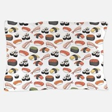 Funny Asian food Pillow Case