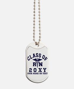Class of 20?? Nursing (RN) Dog Tags