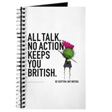 Talk Talk Journal