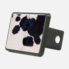 SPOTTED COW HIDE Hitch Cover