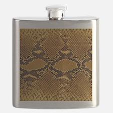 SNAKE SKIN Flask