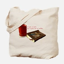 HookandBook Tote Bag