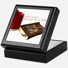 HookandBook Keepsake Box