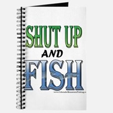 Shut Up and Fish Journal