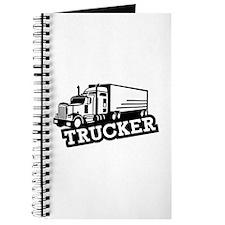 Trucker truck Journal