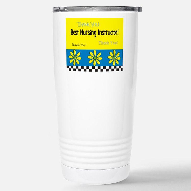 Cute Best student nursing Travel Mug