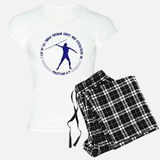 SHOT PUT - PHIL.4:13 Pajamas