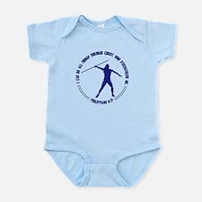 JAVELIN - Phil. 4:13 Infant Bodysuit