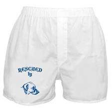 Blackmouth Cur Boxer Shorts