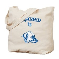 Blackmouth Cur Tote Bag