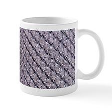SILVER SNAKE SKIN Mug