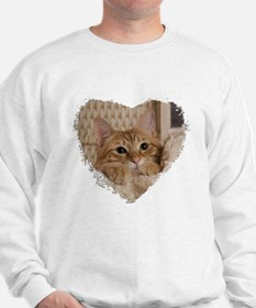 Loki In Basket 3 Sweatshirt
